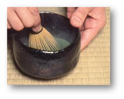 Chasen - tea whisk