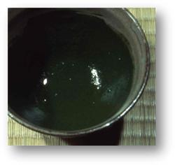 Koicha - thick tea